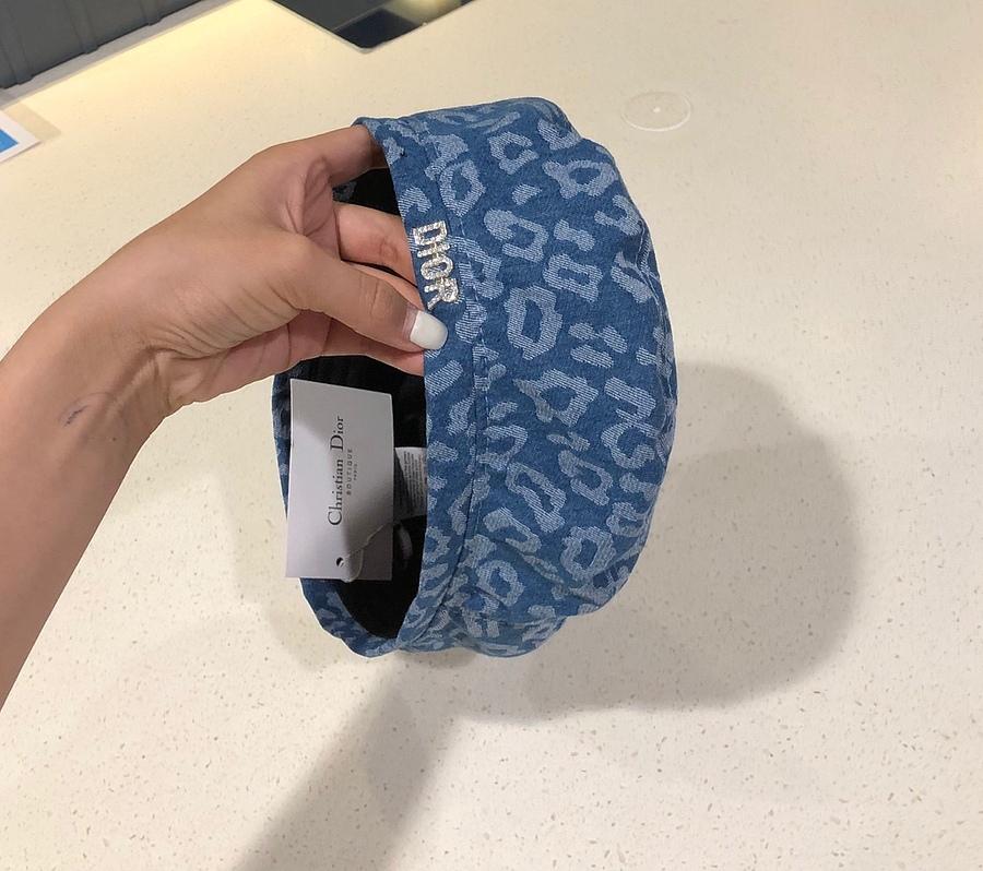 Dior hats & caps #466488 replica