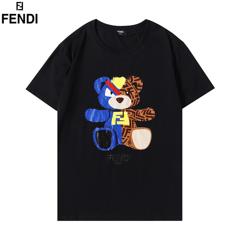 Fendi T-shirts for men #466553 replica