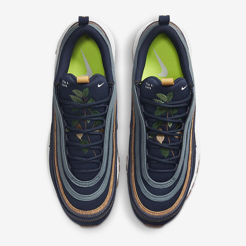 Nike AIR MAX 97 Shoes for men #466584 replica