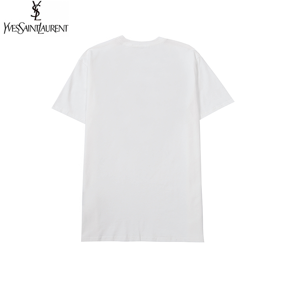 YSL T-Shirts for MEN #466652 replica