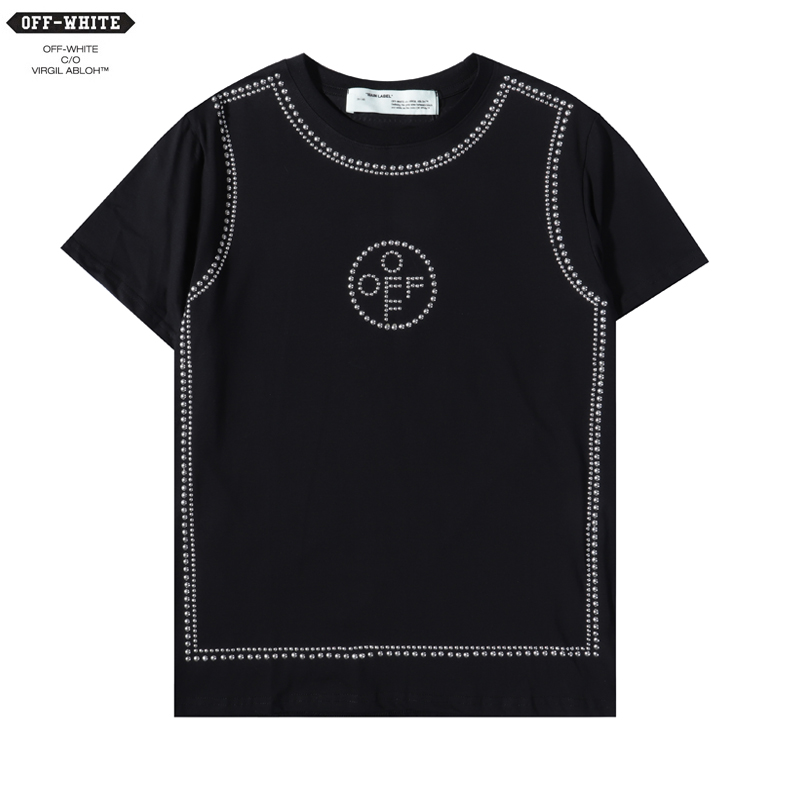 OFF WHITE T-Shirts for Men #466675 replica