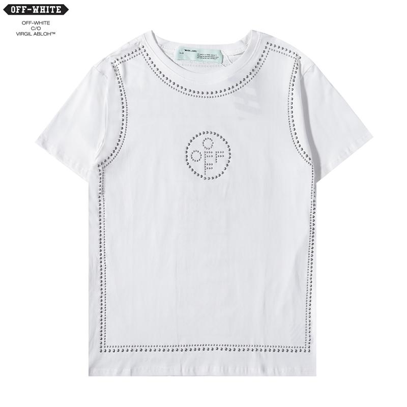 OFF WHITE T-Shirts for Men #466676 replica
