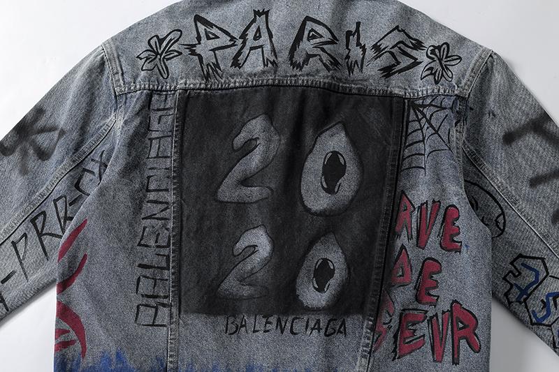 Balenciaga jackets for men #466698 replica