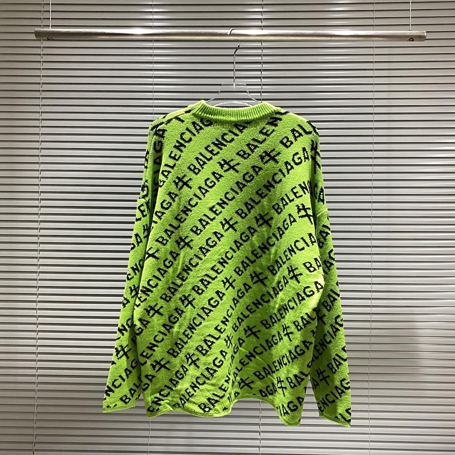 Balenciaga Sweaters for Men #466704 replica