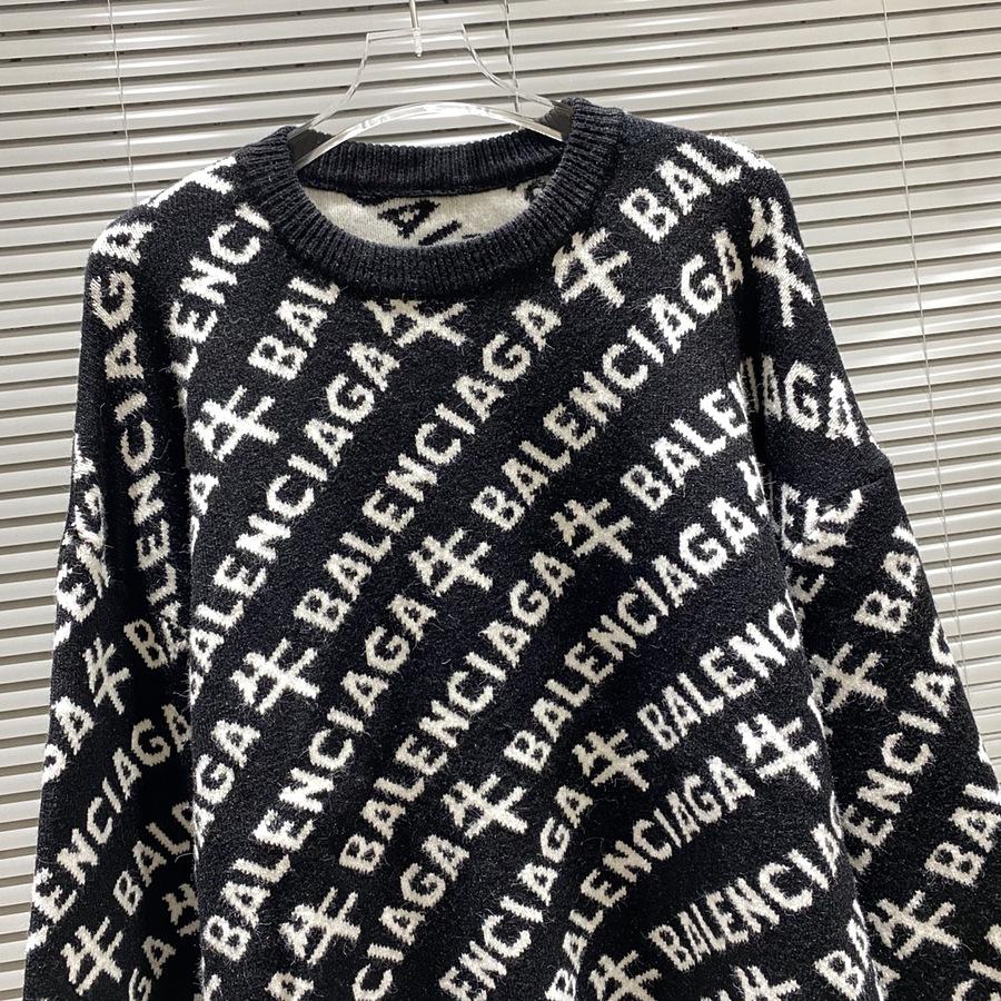Balenciaga Sweaters for Men #466705 replica