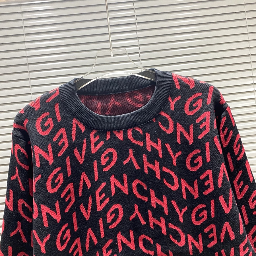 Givenchy Sweaters for MEN #466709 replica