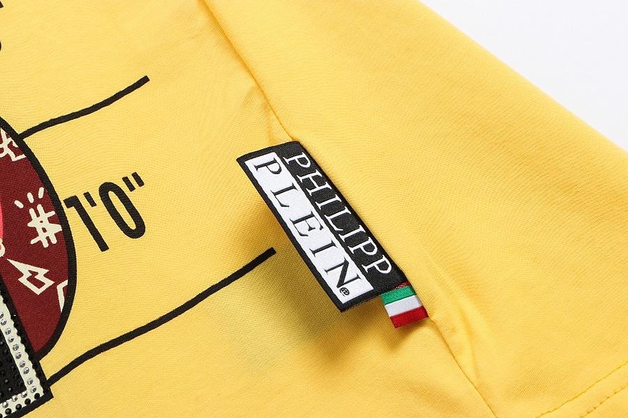 PHILIPP PLEIN  T-shirts for MEN #466715 replica
