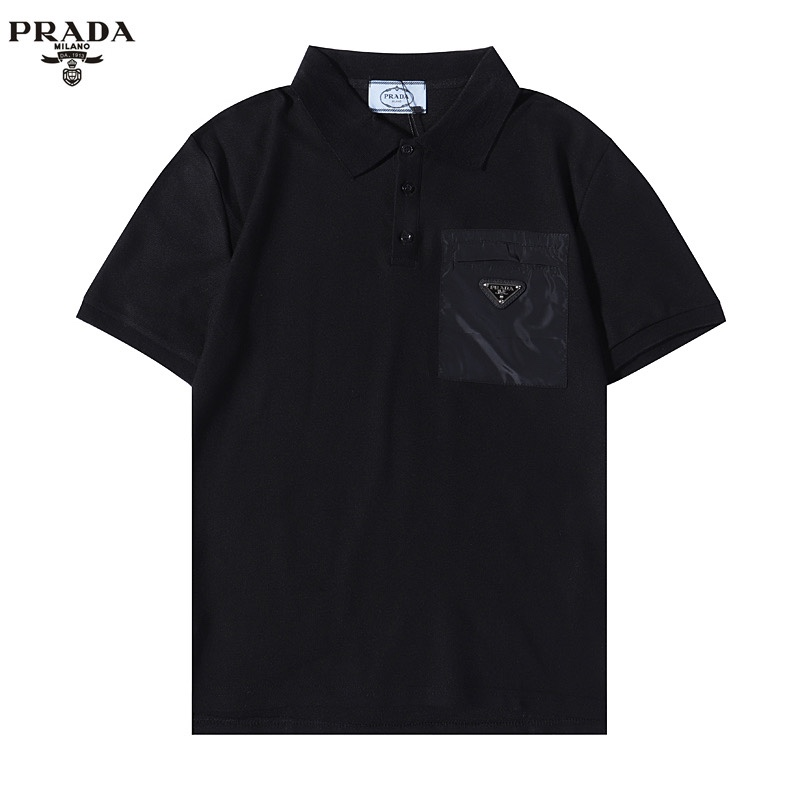 Prada T-Shirts for Men #466769 replica