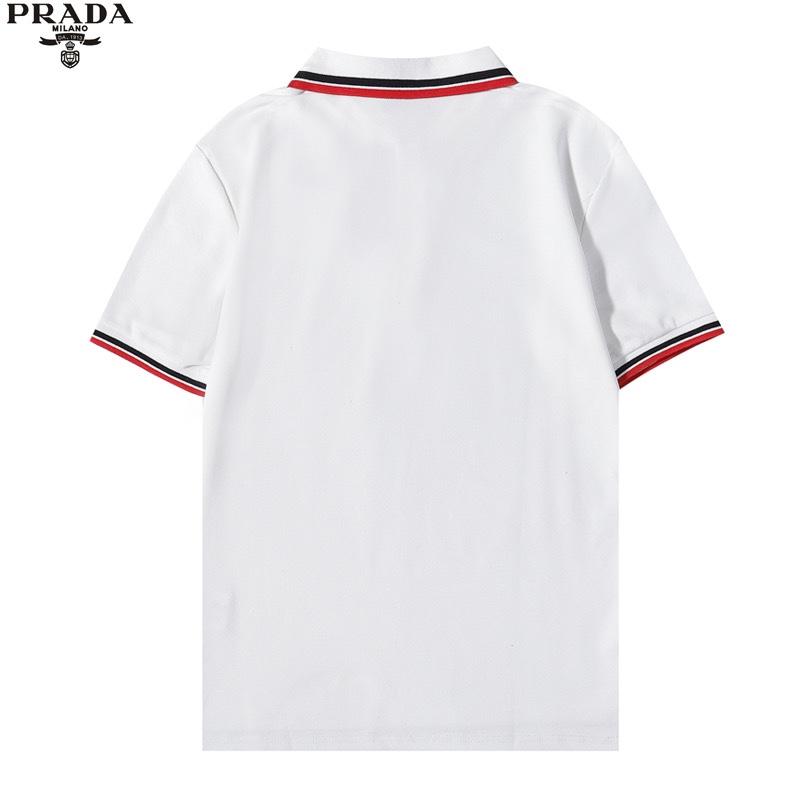 Prada T-Shirts for Men #466770 replica