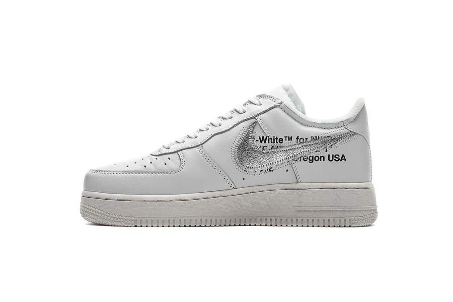 OFF WHITE& & Nike Air Force 1 Shoes for men #466784 replica
