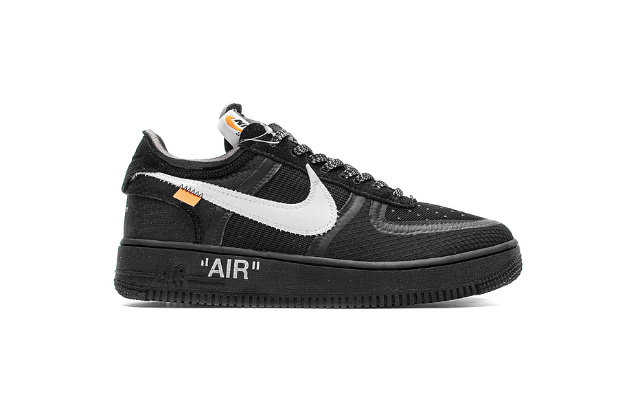 OFF WHITE& & Nike Air Force 1 Shoes for men #466787 replica