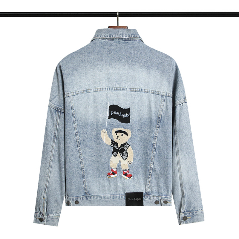 Palm Angels Jackets for Men #466953 replica