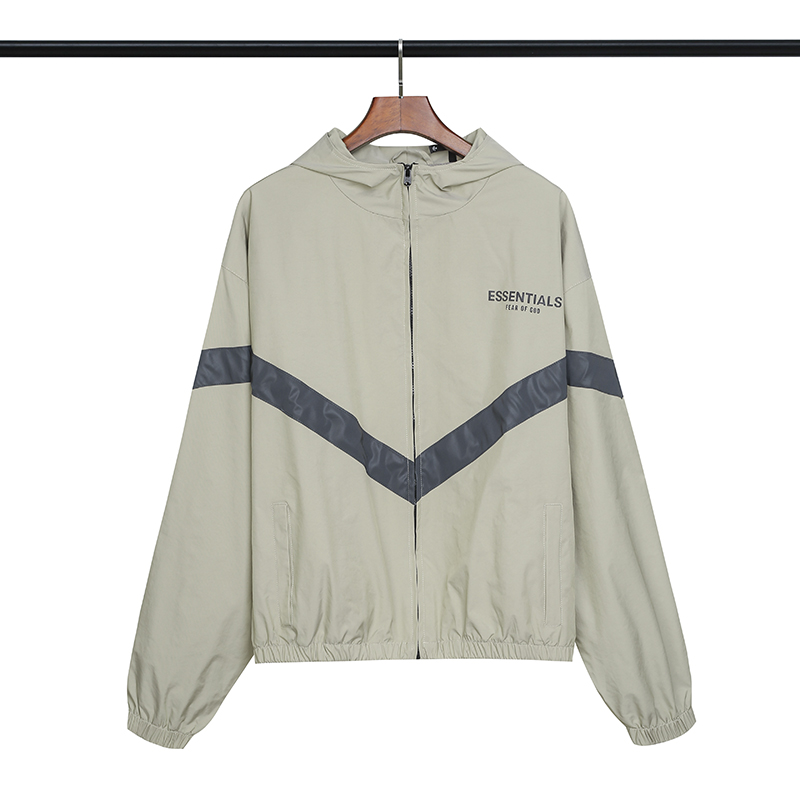 ESSENTIALS Jackets for Men #466977 replica