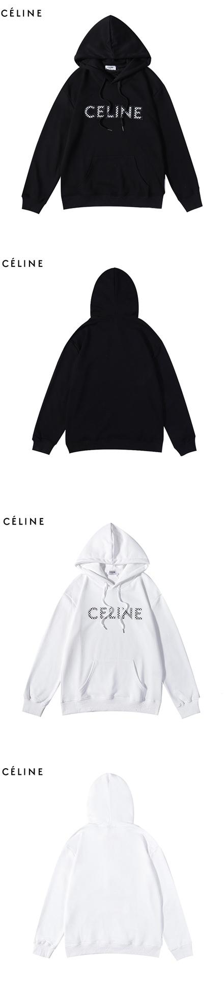 CELINE Hoodies for Men #467017 replica