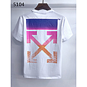 US$21.00 OFF WHITE T-Shirts for Men #465706