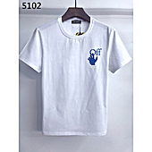 US$21.00 OFF WHITE T-Shirts for Men #465710