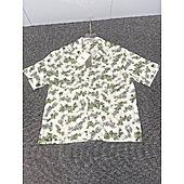 US$45.00 Dior shirts for Dior Short-sleeved shirts for men #466079