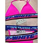 US$32.00 OFF WHITE Bikini #466391