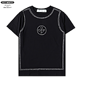 US$21.00 OFF WHITE T-Shirts for Men #466675