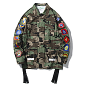US$49.00 OFF WHITE Jackets for Men #466682