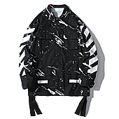 US$49.00 OFF WHITE Jackets for Men #466683