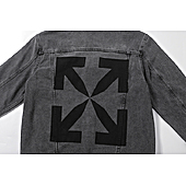US$64.00 OFF WHITE Jackets for Men #466687