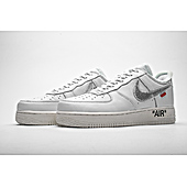 US$75.00 OFF WHITE& & Nike Air Force 1 Shoes for men #466784