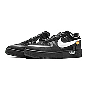 US$75.00 OFF WHITE& & Nike Air Force 1 Shoes for men #466787