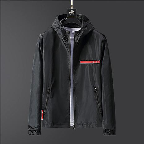 Prada Jackets for MEN #469058