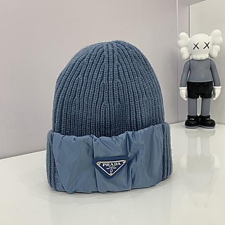 Prada Caps & Hats #472966