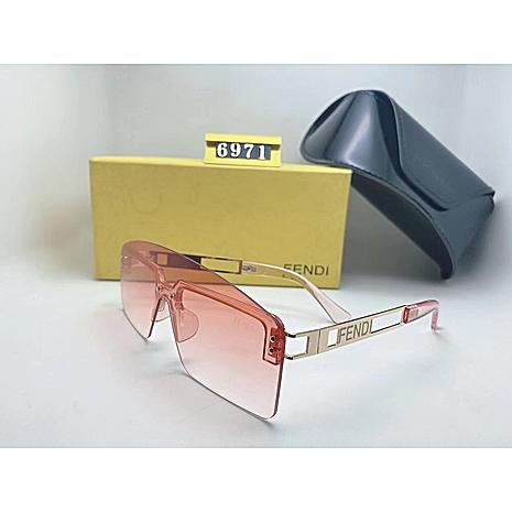 Fendi Sunglasses #477623 replica