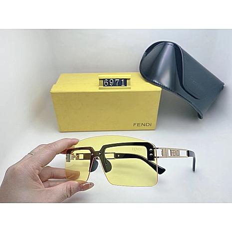 Fendi Sunglasses #477626 replica