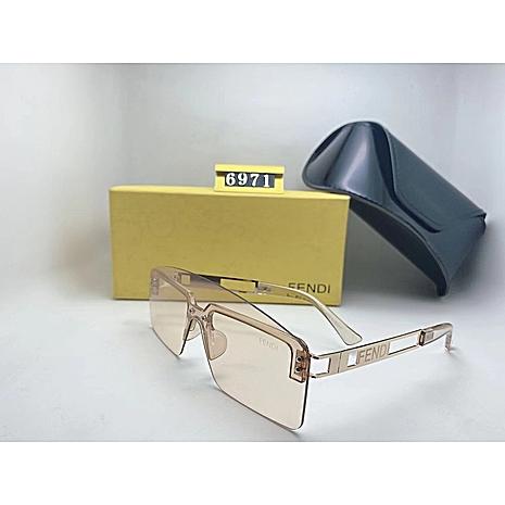 Fendi Sunglasses #477627 replica