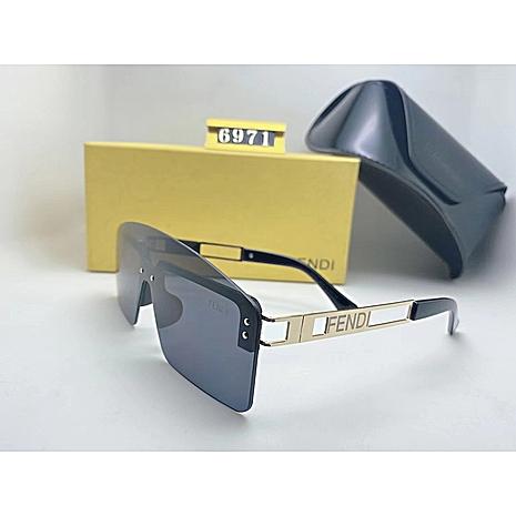 Fendi Sunglasses #477628 replica