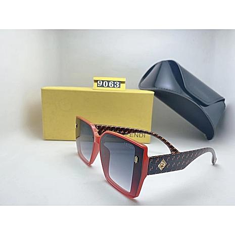 Fendi Sunglasses #477631 replica