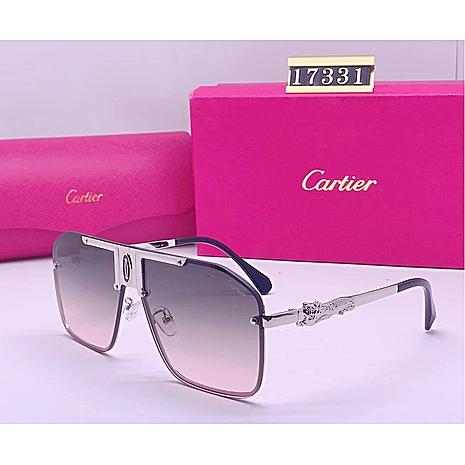 Cartier Sunglasses #477667 replica