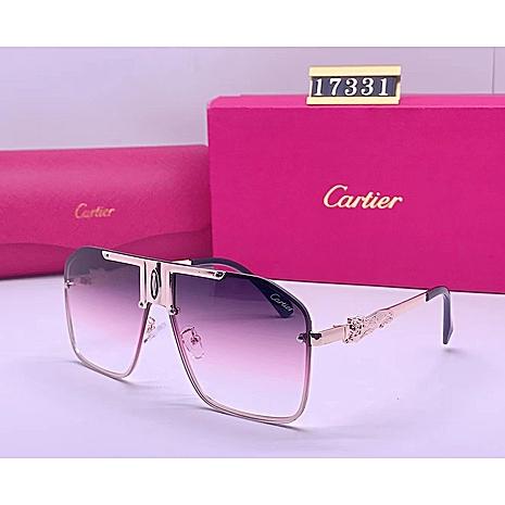 Cartier Sunglasses #477669 replica