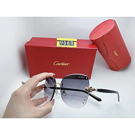 Cartier Sunglasses #477673 replica