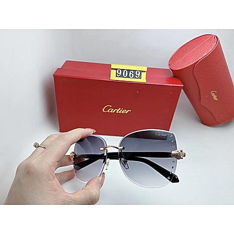 Cartier Sunglasses #477674 replica
