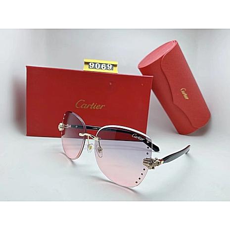 Cartier Sunglasses #477675 replica