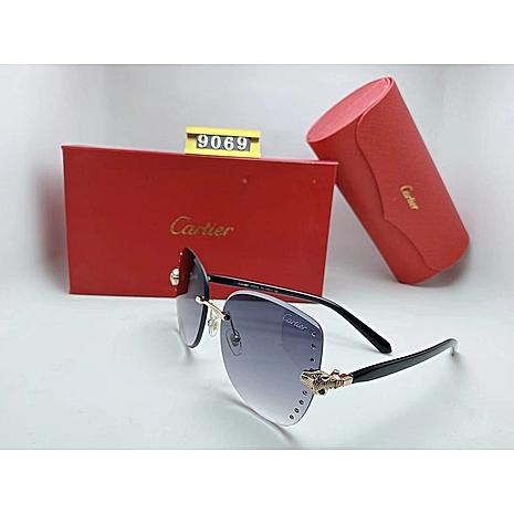 Cartier Sunglasses #477676 replica