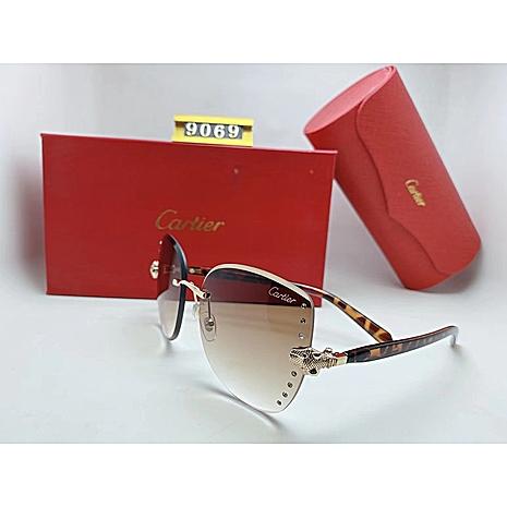 Cartier Sunglasses #477677 replica