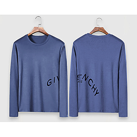Givenchy Long-Sleeved T-shirts for Men #477710 replica