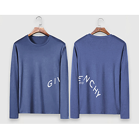 Givenchy Long-Sleeved T-shirts for Men #477711 replica