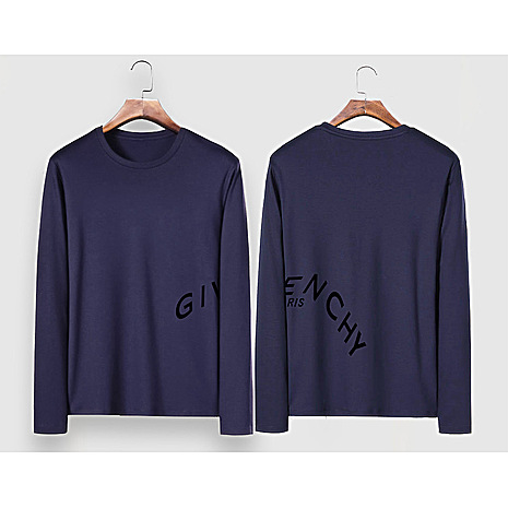 Givenchy Long-Sleeved T-shirts for Men #477713 replica