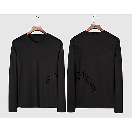 Givenchy Long-Sleeved T-shirts for Men #477714 replica