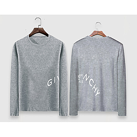 Givenchy Long-Sleeved T-shirts for Men #477716 replica