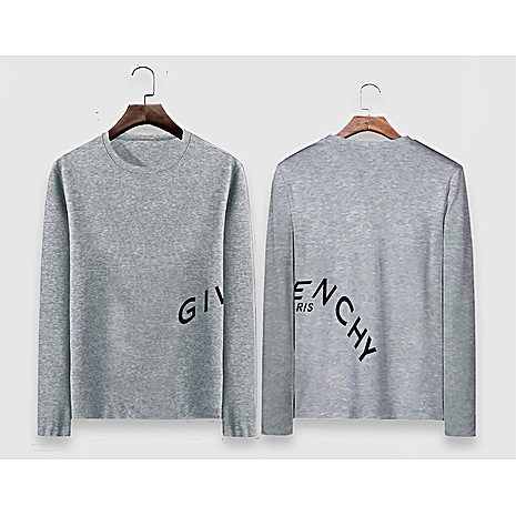 Givenchy Long-Sleeved T-shirts for Men #477717 replica