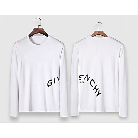 Givenchy Long-Sleeved T-shirts for Men #477718 replica
