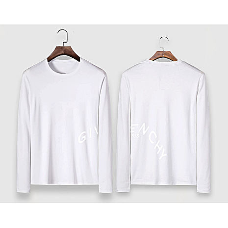 Givenchy Long-Sleeved T-shirts for Men #477719 replica